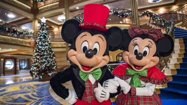 Mickey Mouse Minnie Mouse Very Merrytime Cruise