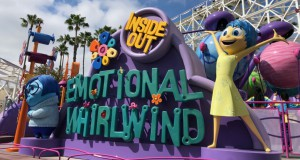 Inside Out Emotional Whirlwind Now Open at Disney California Adventure - PHOTOS
