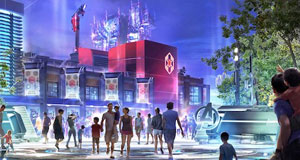 Permits Shed Some Light on What Might Be in Store for the Marvel Themed Land
