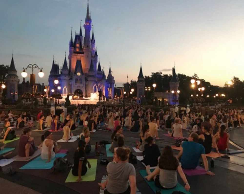 sunrise-yoga-magic-kingdom