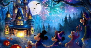 Details Revealed on New Fireworks Show Coming to Mickey's Not-So-Scary Halloween Party