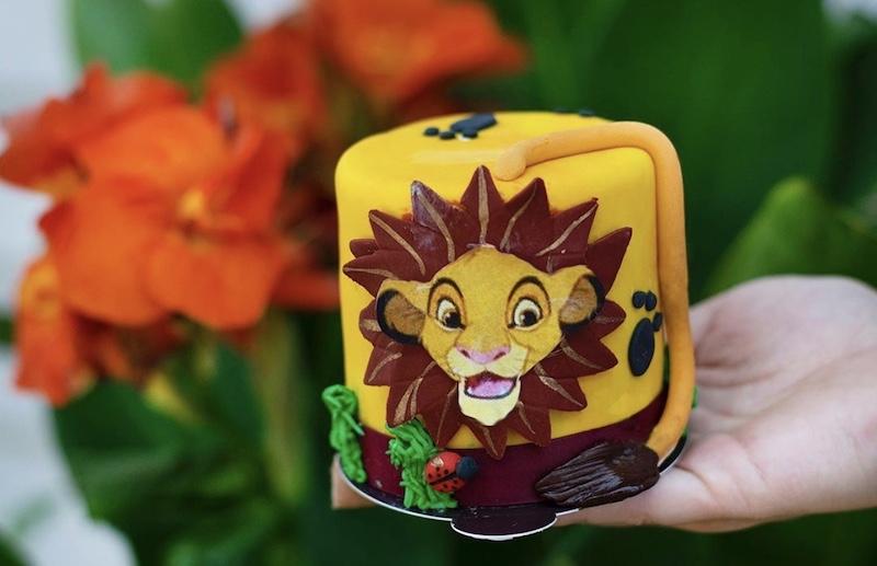 Amorette's lion king