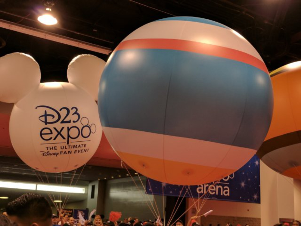 Advanced Tips for the D23 Expo