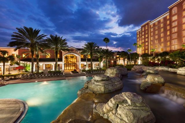 Caribe Royale Orlando Suites and Villas near Walt Disney Wolrd