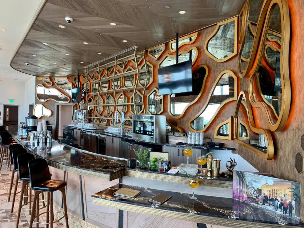Dahlia Lounge Menu - Coronado Springs