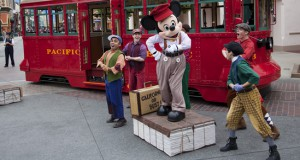 Red Car Trolley News Boys Show Ends July 23