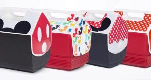 Four Special Edition Igloo x Disney Coolers Celebrate Mickey and Minnie