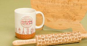 Disney Shares A Look at More Epcot International Food & Wine Festival Merchandise