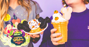Spooky Treats to Try at Mickey's Not-So-Scary Halloween Party