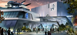 New Attraction Details Revealed for Avengers Campus at Disney California Adventure