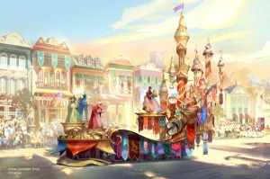 New Daytime Parade Coming to Disneyland Called 'Magic Happens'