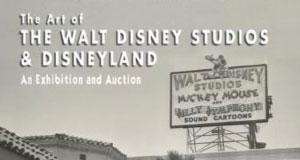 Van Eaton Galleries to Auction Off Art from The Walt Disney Studios, Disneyland, and More