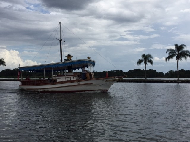 Boat from MK to Grand Floridian 09-04-2017