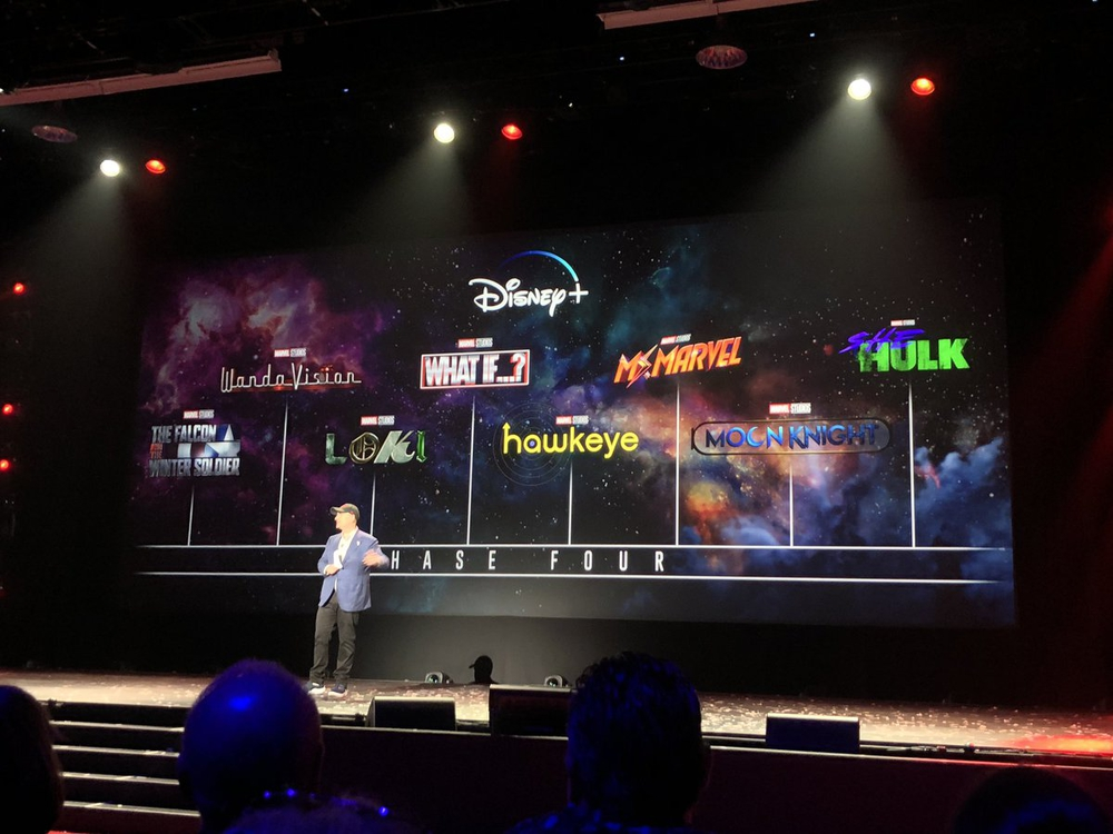 Much to Look Forward to with Marvel Studios' Newest Disney+ Announcements