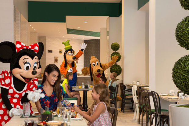 Hilton Orlando Buena Vista Palace Disney Prings Area