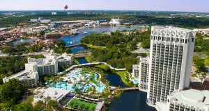 Hilton Orlando Buena Vista Palace: Rates from $99  - Steps from Disney Springs