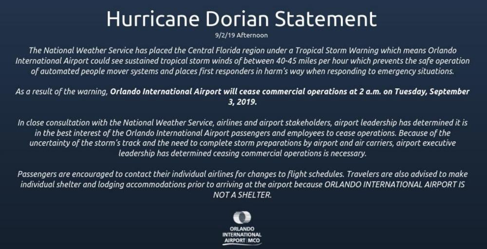 mco-dorian-closure-notice