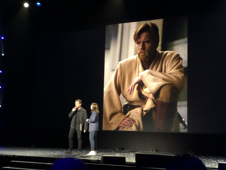 Image result for disney+ obi wan