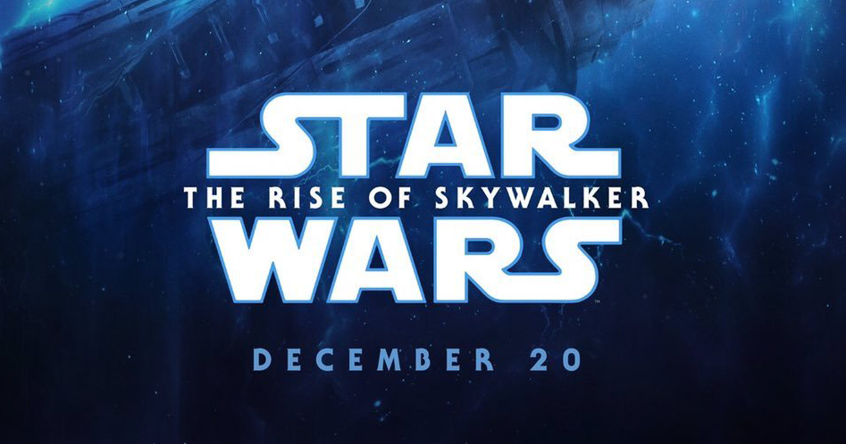 Star Wars The Rise Of Skywalker Poster Revealed Plus New Details