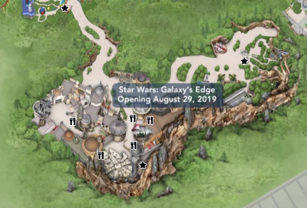 Star Wars Galaxy's Edge - Star Wars Land at Walt Disney World