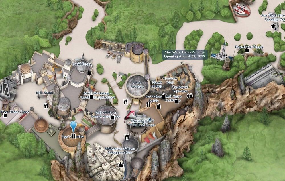 Star Wars Galaxy\'s Edge Information at Disney\'s Hollywood ...