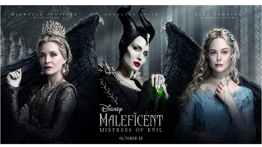 Maleficent Mistress Of Evil Preview At Disney Parks