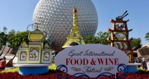 More Passholder Exclusive Merchandise Available Today at Food & Wine Festival