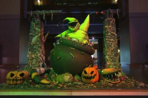 Halloween Time Takes Over the Hotels of the Disneyland Resort