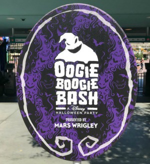 Our Thoughts About Oogie Boogie Bash - A Disney Halloween Party