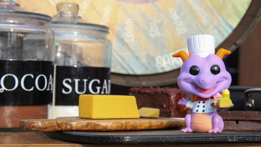 New Chef Figment Funko Pop Coming To Epcot September 28th