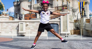 Walt Disney World Invites 8-Year-Old Dancing Princess Tiana Back to Magic Kingdom