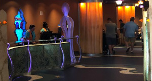 Our Thoughts About Our Meal at Coral Reef Restaurant in Epcot's Future World