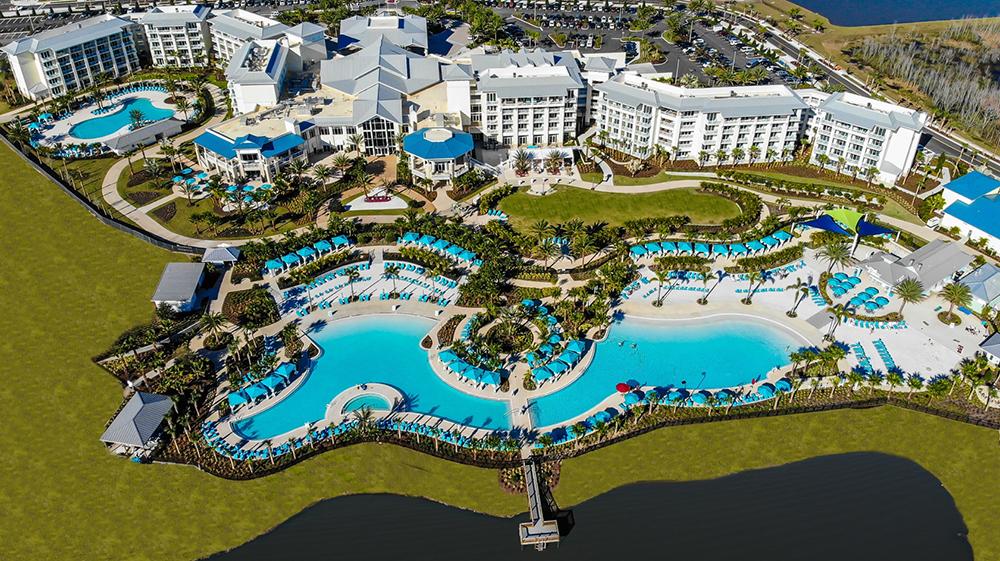 Margaritaville Resort Orlando Hotel And Cottages