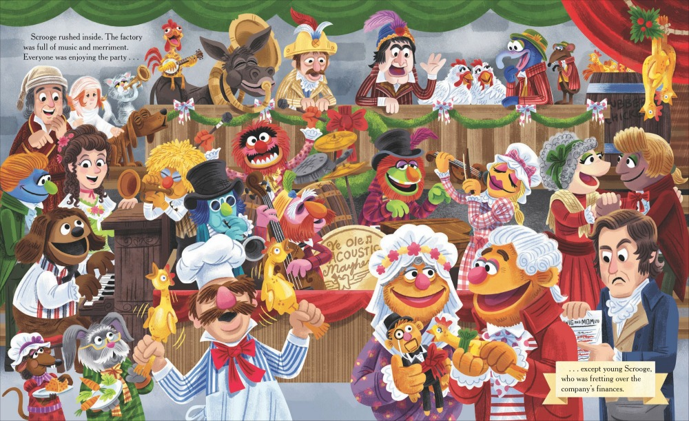The Muppet Christmas Carol_ The Illustrated Holiday Classic - Interior 3