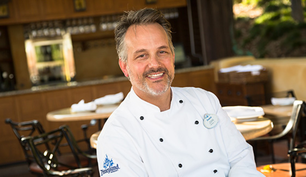 Chef John State Of Disneyland Culinary Team Talks About New Plant Based Menu Options