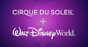 Disney Shares Behind-the-Scenes Look at New Cirque du Soleil Show Coming to Walt Disney World