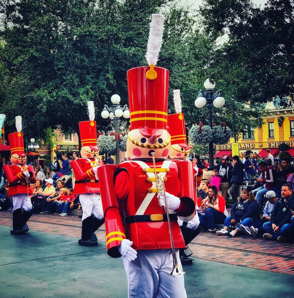 Disneyland Parade Christmas