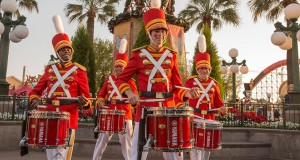 California Adventure Adds New Entertainment for Festival of Holidays