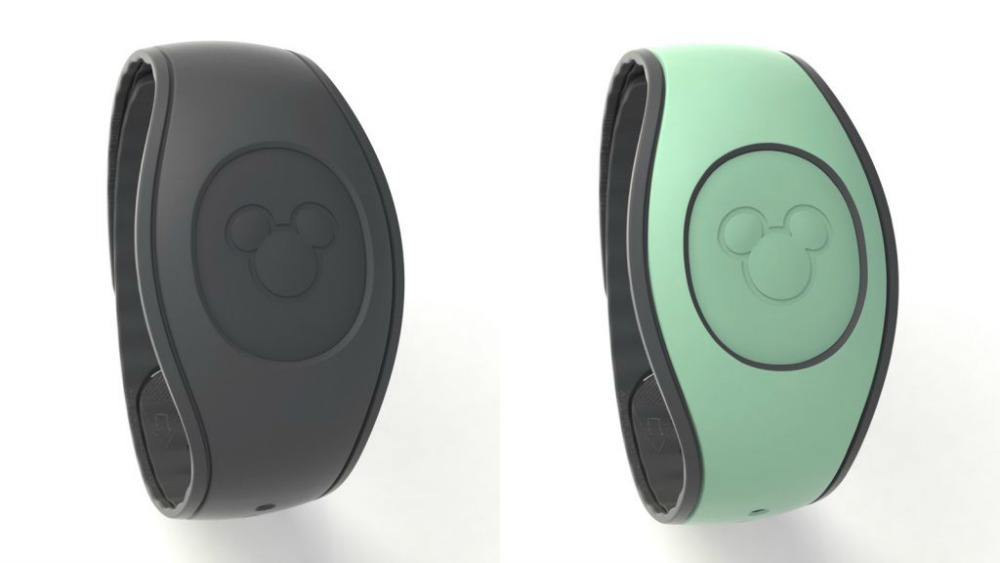 dark-gray-mint-green-magicbands
