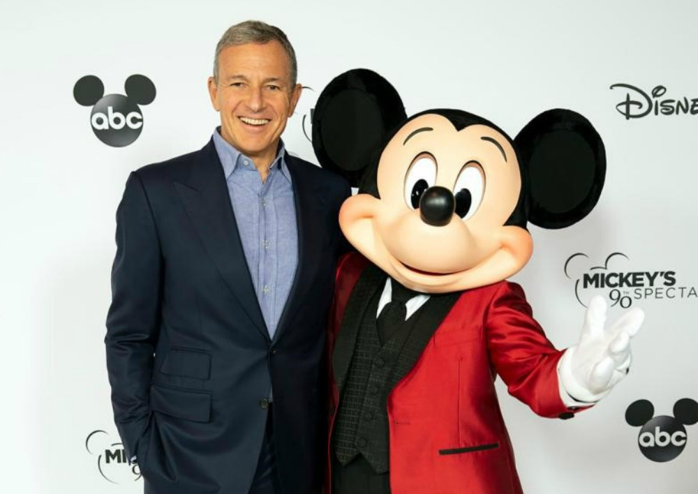 Iger-Mickey's 90th on ABC