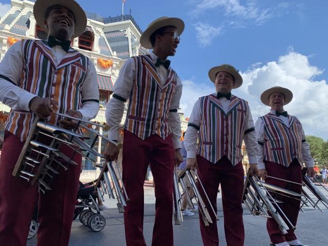 Main Street Cast Members
