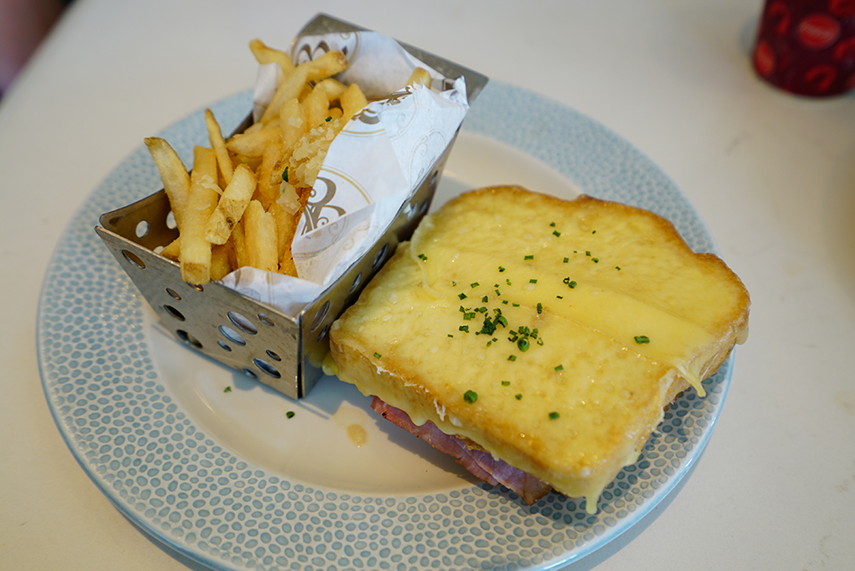 Primo Piatto Croque Monsieur
