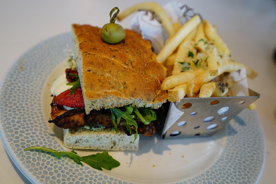 Primo Piatto Grilled Chicken Sandwich