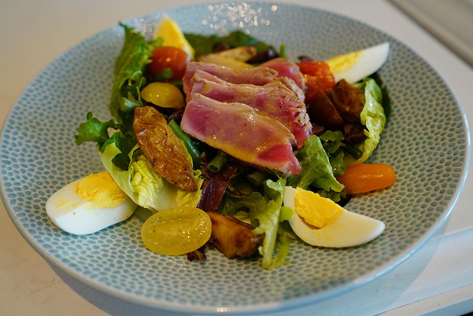 Primo Piatto Tuna Nicoise Salad