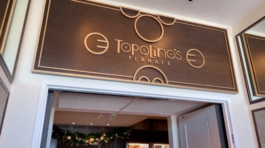 topolinos-entrance-sign