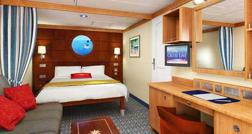 Disney Cruise Line Stateroom Reviews
