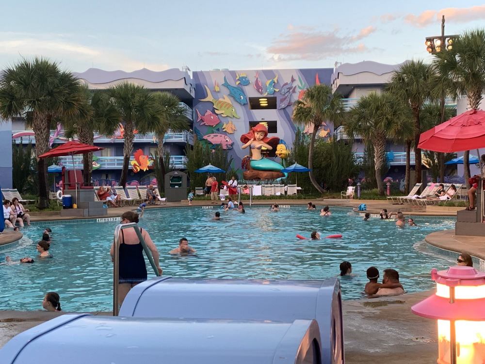 Disney S Art Of Animation Resort A Hotel Themed Around The History Of Disney Animation Resort