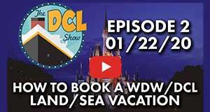 How to Book a Walt Disney World/Disney Cruise Line Land/Sea Vacation