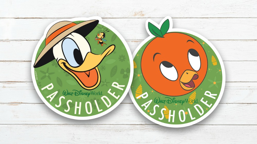 Disney Figment Annual Passholder Car Decal Multiple Colors Available Annual Pass WDW Passholder Decal Disneyland Passholder Decal Walt Disney World