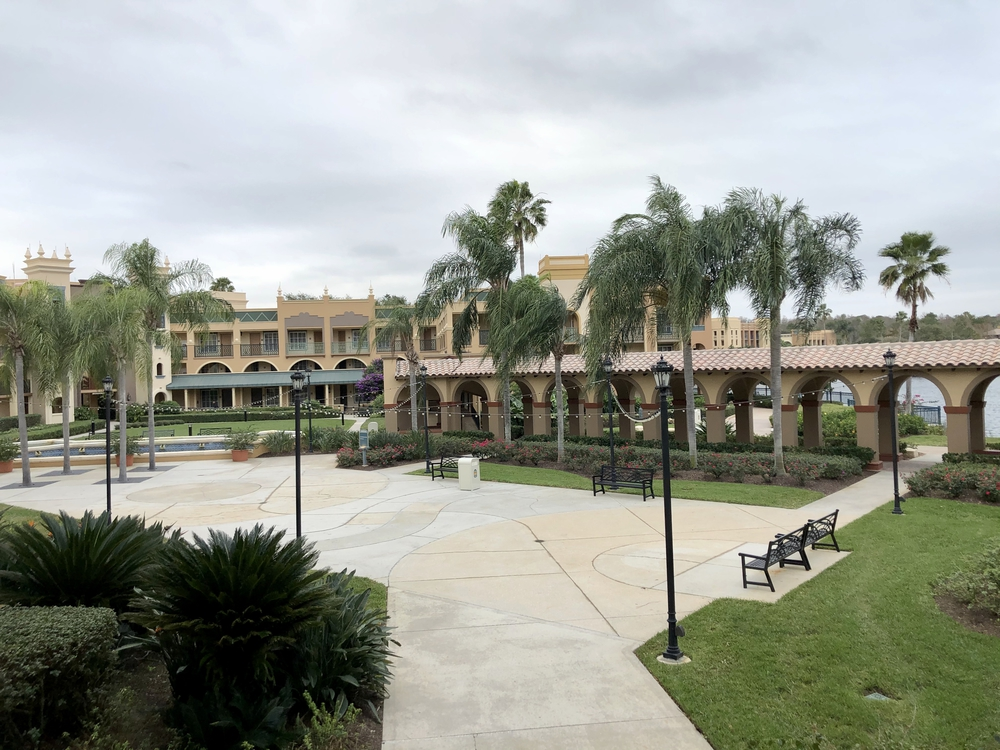 Coronado Springs Resort Preferred Room View